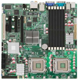 Supermicro X7DCL-i Motherboard