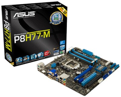 Buy ASUS ASUS P8H77-M Motherboard: Motherboard