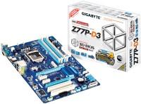 Gigabyte GA-Z77P-D3 Motherboard: Motherboard