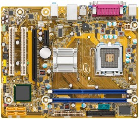 Intel DG41WV Motherboard