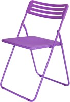 AARTIN PP Moulded Chair (Finish Color - PURPLE Set Of - 1)