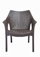 Supreme Cambridge PP Moulded Chair (Finish Color - Wenge Set Of - 1)