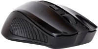 Ad Net AD868 5 Button Wireless Optical Mouse Mouse (USB, Black)