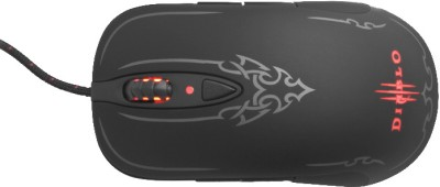 Buy Steelseries Diablo III USB 2.0 Best-in-class Technology Mouse: Mouse