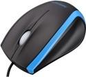 Astrum Aero Dual USB, PS2 Optical Mouse Mouse - Black
