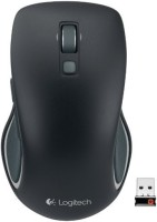 Logitech 910-003880 Wireless Optical Mouse (USB, Black)