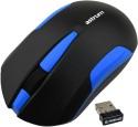 Astrum Aero 2.4g Bl USB Receiver Optical Mouse - Blue