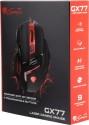 Natec Genesis GX77 Wired Laser Gaming Mouse (USB, Black)