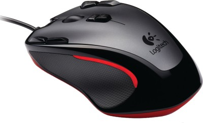 Logitech G300 Gaming USB 2.0 Mouse at 31% Off from Flipkart - Rs 1649