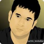 Shopmillions Sachin Tendulkar Art Mousepad