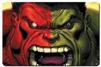 Shoprock Hulk Vs Red Hulk Mousepad (Green)