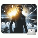 Headturnerz D Mask Man Mousepad - Multicolor