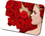 Amy Amy Rose Girl Mousepad