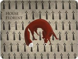 Shopkeeda House Florent Mousepad