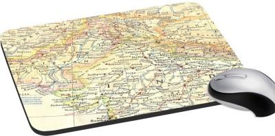 meSleep Map PD-27-162 Mousepad