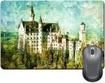 ShopMantra Vintage Castle Painting Mousepad