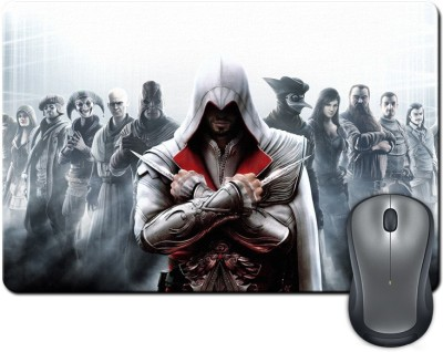 ShopMantra Assasins Creed Mousepad