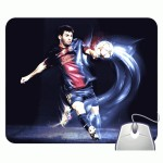 Headturnerz Lionel Messi Abstract Mousepad