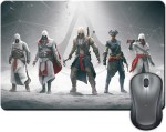 ShopMantra Assasins Creed All Mousepad