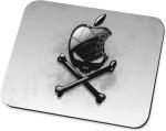 Amy Amy Apple Skull Mousepad
