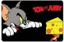 RangeeleShope Tom And Jerry Cartoons Mousepad Mousepad (Black)