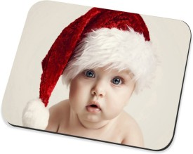 Pools Santa Baby_538 Mousepad