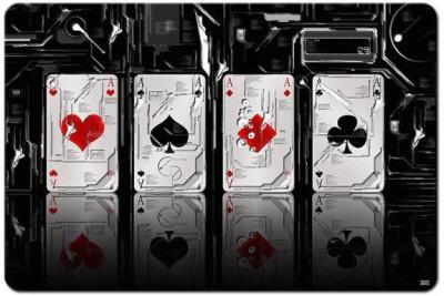 Shoprock Poker Mousepad