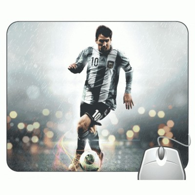 Headturnerz Messi Argentina Football Mousepad