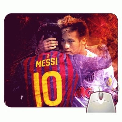 Headturnerz Neymar and Messi Mousepad