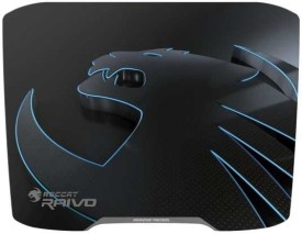 Roccat Raivo Stealth Black High Velocity Gaming Mousepad
