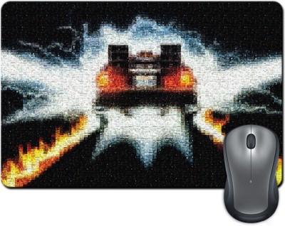 RangeeleInkers 8 Bit Car Art Mousepad