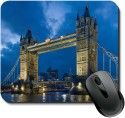 SBBT Tower Bridge From The North Mousepad (Multicolor)