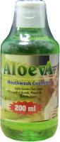 Aloeva Herbal Aloe-Vera Mouthwash - Collmint (200 Ml)