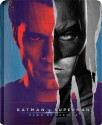 Batman V Superman: Dawn of Justice - 3D BD Steel Book: Movie
