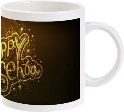 Lolprint 31 Diwali Ceramic Mug