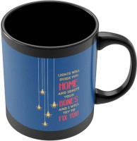 PosterGuy I Will Try To Fix You | Pop Song Inspired Coldplay Band Inspired Ceramic Mug (280 Ml)