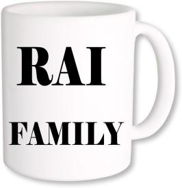 PhotogiftsIndia Rai Family 001 Ceramic Mug