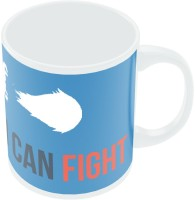 PosterGuy I Can Fight Game Designer Ceramic Mug (280 Ml)