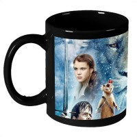 AMY Chronicles Of Narnia The Voyage Characters Ceramic Mug (325 Ml)