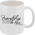 Elli Gifts Plates & Tableware Elli Gifts Friendship her coffee mug Ceramic Mug