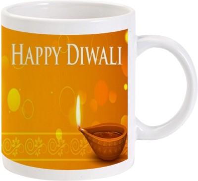 Lolprint 126 Diwali Ceramic Mug
