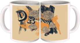 Shopkeeda Draw Ceramic Mug