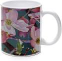 Printland Floral Beauty Mug - Multicolor, Pack Of 1