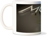 AMY Music Wires Metalcoffee Ceramic Mug
