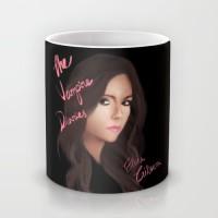 Astrode Elena Gilbert (The Vampire Diaries) Ceramic Mug (325 Ml)