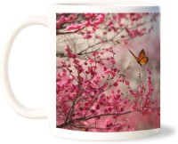 Lovely Collection Working Hard Gives You Success Ceramic Mug (325 Ml)