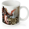 Amore The Avengers 5 Mug - Multicolor, Pack Of 1