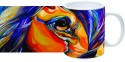 Printland Multi Colored Mug - Multicolor, Pack Of 1