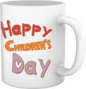 Tiedribbons Gifts For Happy Children's Day Coffee Mug - White, Pack Of 1