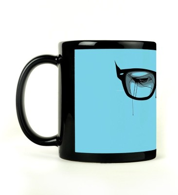 Shoprock Plates & Tableware Shoprock Eye Glasses Ceramic Mug